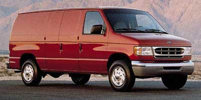 1997 Ford E-350 and Econoline 350
