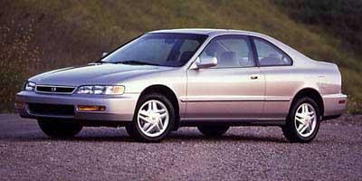 1997 Honda Accord 2dr Cpe EX Auto w/Leather