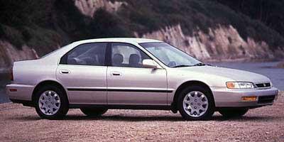 1997 Honda Accord 4dr Sdn EX Auto