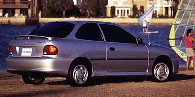 1997 Hyundai Accent GT