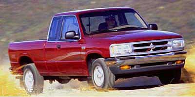 1997 MAZDA B-Series Pickup
