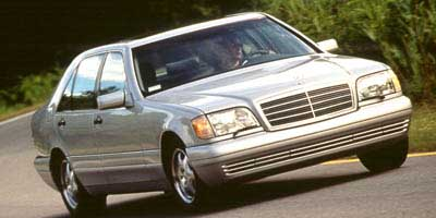 1997 Mercedes-Benz S 500