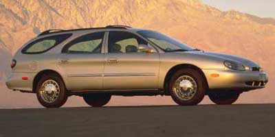 1997 Mercury Sable GS