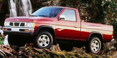 1997 Nissan Pickup XE