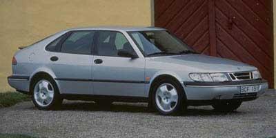1997 Saab 900 SE Talledega