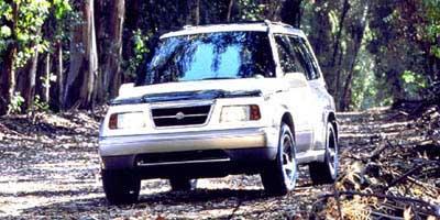 1997 Suzuki Sidekick JX