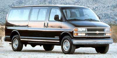 1997 Chevrolet Express 3500
