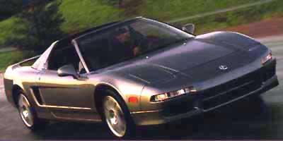 1998 Acura NSX 2dr NSX-T Open Top 3.0L Auto