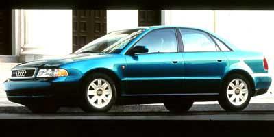 1998 Audi A4 4dr Sdn 1.8L T Manual