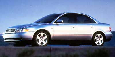 1998 Audi A4 4dr Sdn 2.8L Manual Quattro AWD