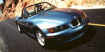 1998 BMW Z3 Z3 2dr Roadster 1.9L