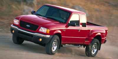 2001 Ford Ranger Supercab Flare 4.0L XLT Appearance