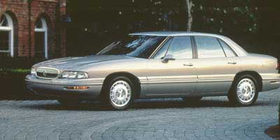 1998 Buick Le Sabre 4dr Sdn Limited