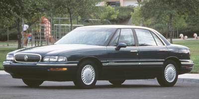1998 Buick Le Sabre 4dr Sdn Custom