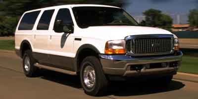 2001 Ford Excursion 137' WB XLT