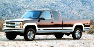 1998 Chevrolet Silverado 3500