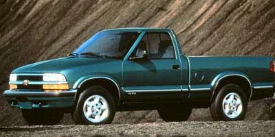 1998 Chevrolet S10 Pickup LS
