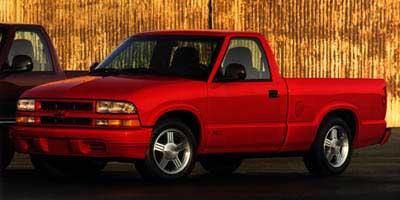 1998 Chevrolet S10 Pickup Reg Cab Sportside 108' WB LS