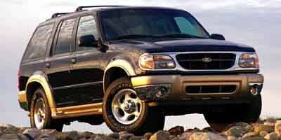 2001 Ford Explorer 4dr 112' WB Limited