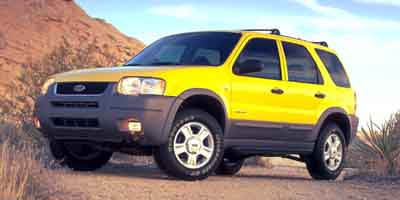 2001 Ford Escape 4dr 103' WB XLT