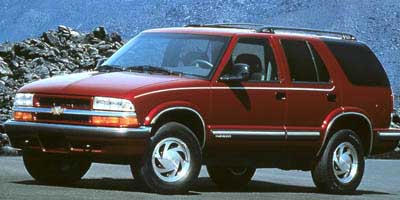 1998 Chevrolet Blazer 4dr LS