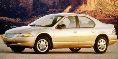 1998 Chrysler Cirrus