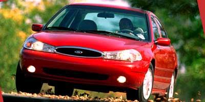1998 Ford Contour 4dr Sdn SE