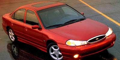 1998 Ford Contour 4dr Sdn SVT