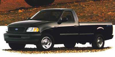 1998 Ford F150 Reg Cab 120' XLT