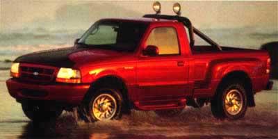 1998 Ford Ranger Reg Cab 112' WB SPLASH