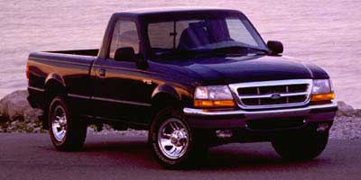1998 Ford Ranger Reg Cab 112' WB XLT
