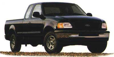 1998 Ford F250 Supercab 139' XLT