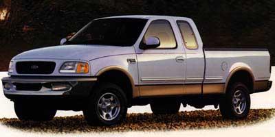 1998 Ford F250 Supercab 139' 4WD XLT