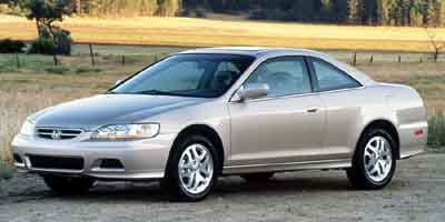 2001 Honda Accord EX Manual