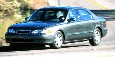 1998 MAZDA 626 LX