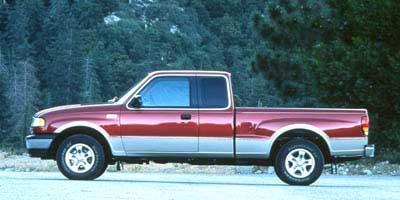 1998 MAZDA B-Series Pickup SE