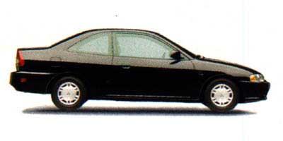 1998 Mitsubishi Mirage DE