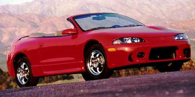 1998 Mitsubishi Eclipse GS-T