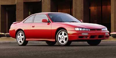 1998 Nissan 240SX SE