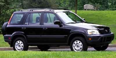 2001 Honda CR-V 4WD LX Manual