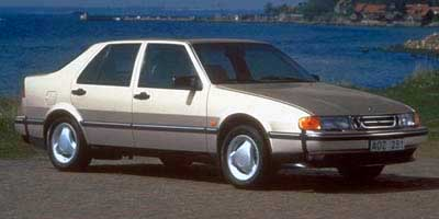 1998 Saab 9000 CSE