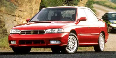 1998 Subaru Legacy GT