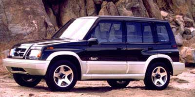 1998 Suzuki Sidekick Sport JLX