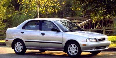 1998 Suzuki Esteem GLX