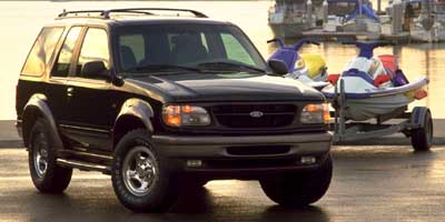 1998 Ford Explorer 4dr 112' WB XL 4WD