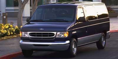 1998 Ford E-350 and Econoline 350 Super 138' WB XL