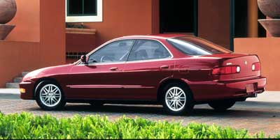 1999 Acura Integra 4dr Sdn LS Manual