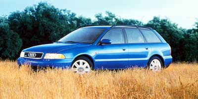 1999 Audi A4 5dr Wgn 1.8L Avant Man Quattro AWD