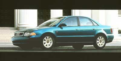 1999 Audi A4 4dr Sdn 1.8L Manual