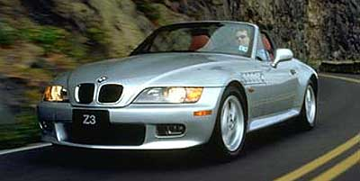 1999 BMW Z3 Z3 2dr Roadster 2.5L